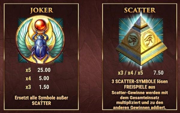 legacy of egypt casino