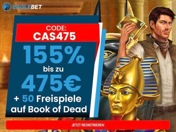 Eaglebet Bonus Code