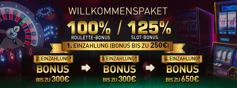 casino club bonus paket