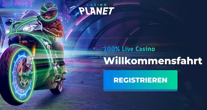 casino planet live casino bonus