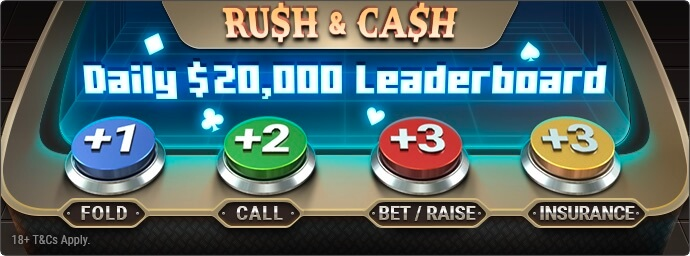 ggpoker rush and cash