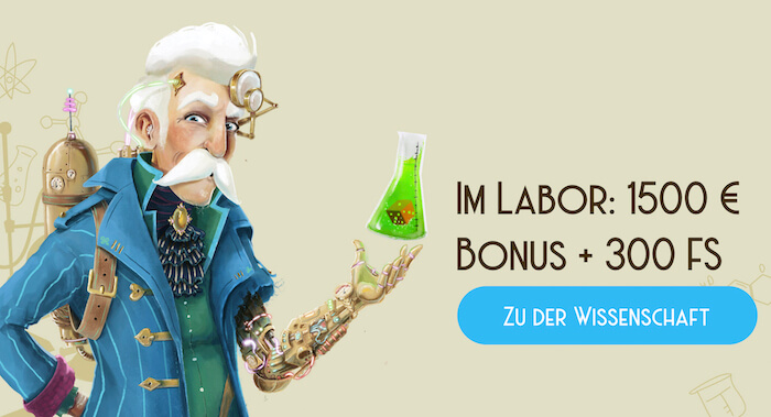 Spins Lab Bonus