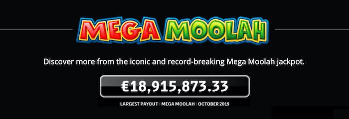 jackpot slot mega moolah