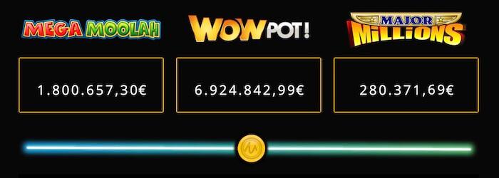 spielautomaten mit jackpots