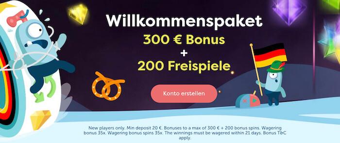 play frank bonus