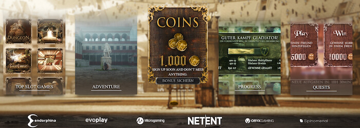 spinarena bonuscode